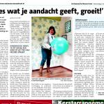 kranten artikel 5 november 2014